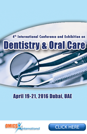 4th International Conference and Exhibition on Dentistry & Oral Care